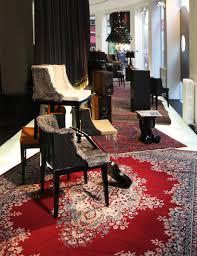 lenny kravitz philippe starck collaborate on seating for kartell