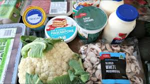 best low carb foods keto diet grocery haul youtube