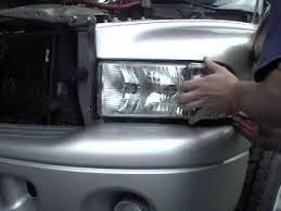 2001 dodge dakota headlight assembly how to install replace headlight dodge ram truck 98 02 1aauto