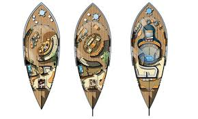 yacht floor plans custom floor plans of your yacht boat design net