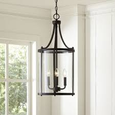 Lighting For Cathedral Ceilings by Vaulted U0026 Sloped Ceiling Lighting Wayfair