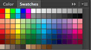 color swatches photoshop create custom color swatches