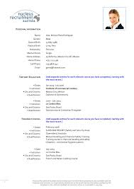 Most Updated Resume Format Best Chef Resume Examples Getting A Job As An Apprentice