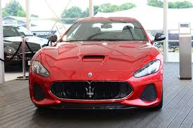 maserati red maserati granturismo refreshed and restyled for 2018 auto express