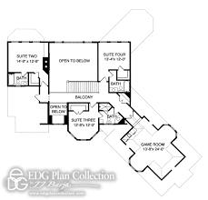 craftsman open floor plans listings edg plan collection
