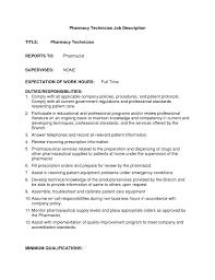 Clinical Pharmacist Resume Night Pharmacist Sample Resume