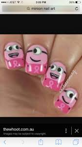 121 best nails minions images on pinterest minions bananas and