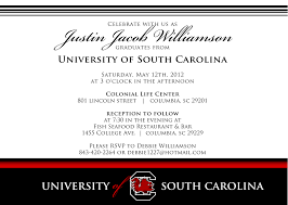 college graduation invites college graduation invitation wording afoodaffair me