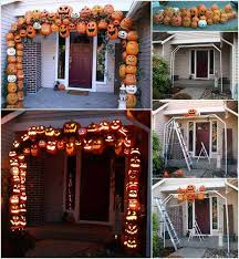 Outside Halloween Decorations Halloween Decorations Ideas For Outside Home Design U0026 Interior