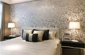 Plain Bedroom Wallpaper Decorating Ideas With Maps Children T - Bedroom wallpaper ideas decorating