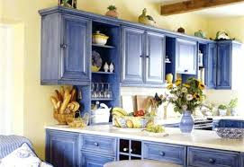 ideas for painted kitchen cabinets kitchen cabinets painted blue mechanicalresearch