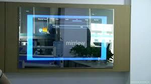 Tv Bathroom Mirror Bathroom Mirror Tv For Waterproof Mirror In The Bathroom 44