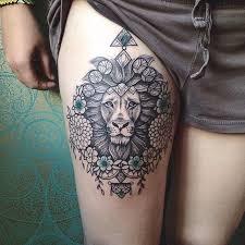25 melhores ideias de tatuagem de leão no pinterest tatuagem de