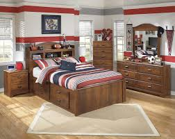 Ashley Furniture White Youth Bedroom Set Signature Design By Ashley Barchan Twin Bookcase Bed With Underbed