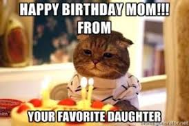Happy Cat Meme - happy birthday mom cat meme 2happybirthday