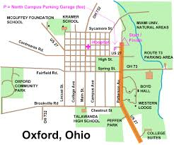Map To Home Orienteering Cincinnati Home