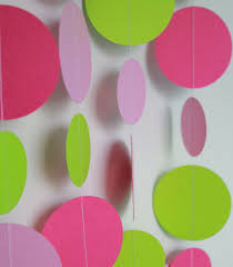 paper decorations to make a lovely and lively garlands