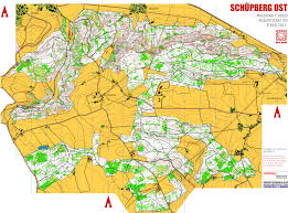 Swiss Map Nom 2011 April 2nd 2011 Orienteering Map From Swiss Orienteering