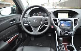 lexus vs acura tlx review 2015 acura tlx the truth about cars