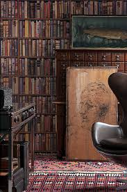 library book wallpaper by carmen mulierchile