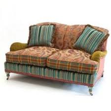 Bordeaux Nutmeg Paisley Loveseat Cococo Home The Comfortable Couch Company Leather Chesterfield