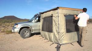 Awning Walls Camping Essentials Arb Awning Enclosed Room Youtube