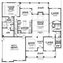 single story home floor plans home architecture this layout with rooms single story