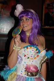 Katy Perry Costume The Heat Lightning Wishing You An Early Happy Halloween With This