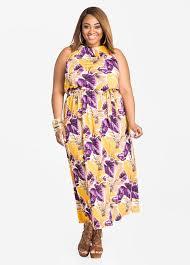 buy clearance plus size maxi dresses ashley stewart