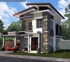 Home Design Box Type Modern Zen House Design Philippines Minimalist Exteriors