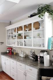 Open Kitchen Cabinets No Doors Modern Kitchen Shelving Ideas Diy Kitchen Shelving Ideas Open