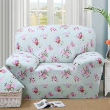Couch Covers L Shaped Aliexpress Com Buy Flower Pattern Sectional Couch Covers L