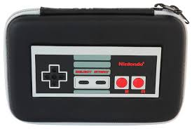 hori retro nes controller hard pouch for new nintendo 3ds gets