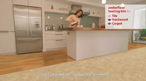 Underfloor Heating For Laminate Flooring The Underfloor Heating Store Tv Advert Final On Vimeo