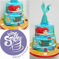 top 10 ariel birthday cake posts on facebook