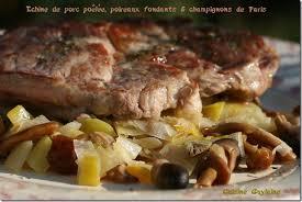 cuisiner poireaux poele echine de porc poêlée poireaux fondants et chignons de