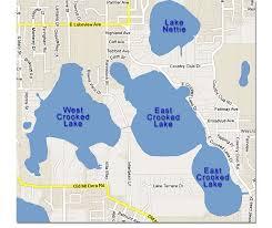 Florida lakes images East and west crooked lake eustis florida jpg