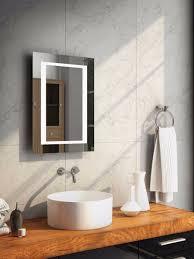 Illuminated Bathroom Mirror - illuminated bathroom mirrors light mirrors light mirrors