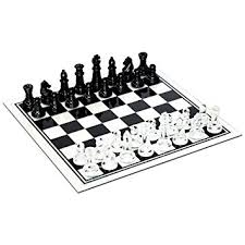 Chess Set Amazon Amazon Com Black And Clear Glass Chess Set Toys U0026 Games