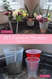 How To Make Homemade Concrete by Best 20 Cement Planters Ideas On Pinterest Concrete Pots Diy