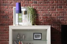 Red Brick Walls Interior Design Faux Brickwork 3d Wall Panel Range For Interiors Projects