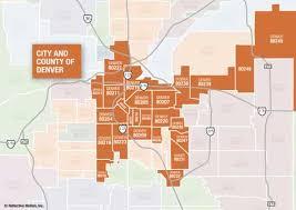 zip code map city and county of denver zip code map