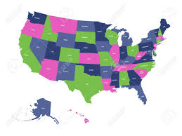map of usa time zones map of us matching interscholastic league