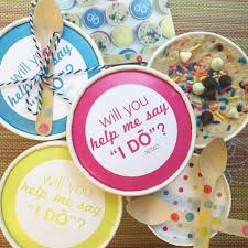 Asking To Be Bridesmaid Ideas Ways To Ask Bridesmaids To Be In Wedding Foodie Ideas For The