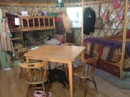 Living In A Yurt by Yurt Living An Interview With Esther Emery
