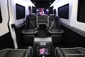 luxury mercedes benz luxury custom mercedes benz sprinter vans by chalmers automotive