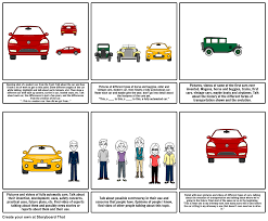 types of cars scholars autonomous vehichles storyboard by bevans6
