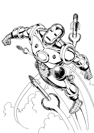iron man coloring pages coloring kids 15 free