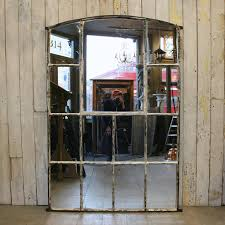Mirrors For Sale Antique Cast Iron Window Mirror For Sale On Salvoweb From
