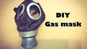 diy wwi ledershutzemask german gas mask youtube
